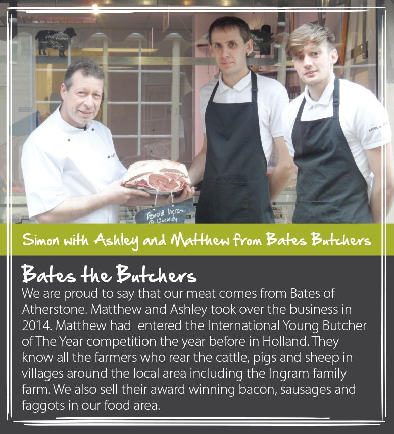 Bates the Butchers