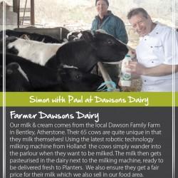 Dawsons Milk