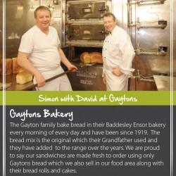 Gaytons Bakery