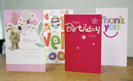Gift Shop - Cards