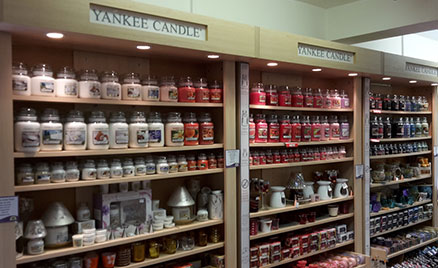 For the Home... Yankee Candle - Gift Shop